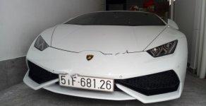 Xe Lamborghini Huracan đời 2014, màu trắng, nhập khẩu giá 17 tỷ 800 tr tại Tp.HCM