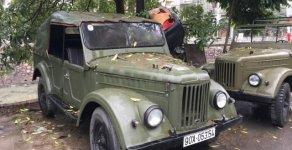 Chính chủ bán xe Gaz 69 đời 1954, nhập khẩu giá 200 triệu tại Hà Nội