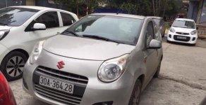 Bán Suzuki Alto đời 2009, màu bạc, nhập khẩu giá 295 triệu tại Hà Nội