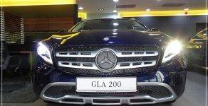 Bán Mercedes GLA 200 New - SUV 5 chỗ - KM 100% TTB - Hỗ trợ ngân hàng 80%. LH: 0919 528 520 giá 1 tỷ 619 tr tại Tp.HCM
