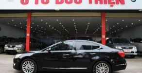 Cần bán lại xe Kia Cadenza đời 2011, màu đen, nhập khẩu nguyên chiếc giá 750 triệu tại Hà Nội