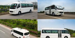 Dòng xe bus cao cấp Daewoo Lestar, 29 chỗ. Có sẵn 02 xe+ Đời mới+Bán giá gốc+Giao ngay giá 500 triệu tại Bến Tre