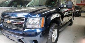 Cần bán xe Chevrolet Suburban V8 đời 2009, màu xanh lam, hàng độc VN, xe đi cực ít giá 1 tỷ 850 tr tại Hà Nội