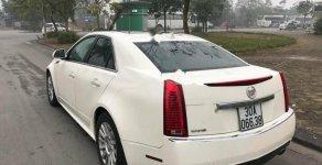 Bán xe Cadillac CTS 3.0 AT đời 2010, màu trắng, nhập khẩu nguyên chiếc giá 1 tỷ 150 tr tại Hà Nội