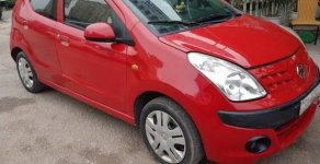 Chính chủ bán xe Nissan Pixo 1.0 AT đời 2011, màu đỏ, nhập khẩu giá 265 triệu tại Hà Nội
