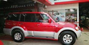 Chính chủ bán xe Mitsubishi Montero 3.2 DI-D 2004, màu đỏ, xe nhập giá 600 triệu tại Hà Nội