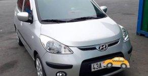 Bán Hyundai i10 năm sản xuất 2009, màu bạc  giá 215 triệu tại Đà Nẵng