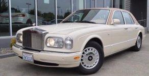 Bán xe Rolls-Royce Corniche năm 2000, màu trắng, nhập khẩu giá 8 tỷ 50 tr tại Tp.HCM