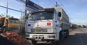 Bán tải thùng Kamaz 65117 thùng (7,8m) đời 2015, Kamaz cũ 2015 thùng 7,8m giá 725 triệu tại Tp.HCM