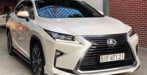 Cần bán xe Lexus RX350 2017, màu trắng, nhập khẩu chính hãng giá 3 tỷ 880 tr tại Tp.HCM