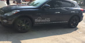 Bán Infiniti EX năm sản xuất 2008, nhập khẩu nguyên chiếc chính chủ giá 750 triệu tại Hà Nội