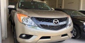 Bán Mazda BT 50 3.2L 4x4 AT sản xuất năm 2016, màu vàng, nhập khẩu giá 605 triệu tại Khánh Hòa