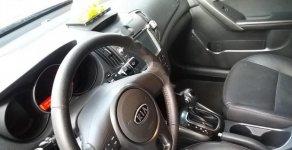 Chính chủ bán Kia Forte SX đời 2012, màu đen giá 420 triệu tại Hải Phòng