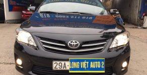 Bán xe Toyota Corolla Altis 1.8 AT năm sản xuất 2012, màu đen giá 585 triệu tại Hà Nội