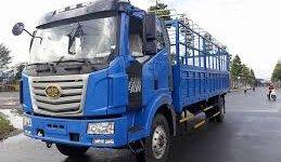 Tải thùng bạt Faw 7t8 (4x2) sản xuất năm 2017 giá 835 triệu tại Tp.HCM