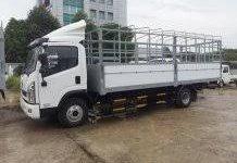 Xe tải Faw 7t6 thùng kín mới 100%, nhập khẩu giá 850 triệu tại Tp.HCM