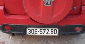 Bán xe Zotye Z300 đời 2010, màu đỏ, xe nhập  giá 160 triệu tại Hà Nội