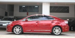 Cần bán lại xe Lexus HS 250h sản xuất 2010, màu đỏ, nhập khẩu nguyên chiếc giá 1 tỷ 300 tr tại Hà Nội