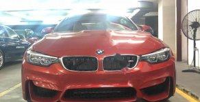 Cần bán BMW M4 đời 2017, màu đỏ, nhập khẩu giá 4 tỷ 109 tr tại Tp.HCM