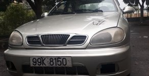 Cần bán xe Daewoo Lanos đời 2002, màu xám  giá 65 triệu tại Bắc Kạn
