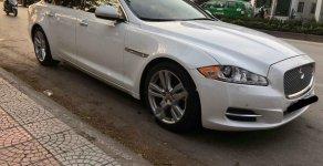 Chính chủ bán xe Jaguar XJL 3.0 SX 2014, màu trắng, nhập khẩu giá 3 tỷ 550 tr tại Hà Nội