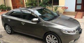 Cần bán Kia Forte SX đời 2012, màu xám giá 435 triệu tại Thái Nguyên