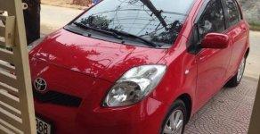 Bán ô tô Toyota Yaris đời 2010, màu đỏ số tự động giá 399 triệu tại Hà Tĩnh