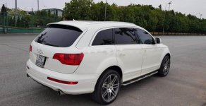 Bán Audi Q7 đời 2009, màu trắng, nhập khẩu giá 1 tỷ 90 tr tại Ninh Bình