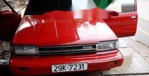Cần bán gấp Nissan 100NX sản xuất 1992, màu đỏ, 40tr giá 40 triệu tại Hà Nội