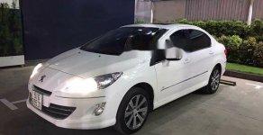 Bán xe Peugeot 408 đời 2017, màu trắng, giá tốt giá 680 triệu tại Tp.HCM