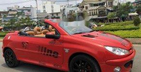 Bán xe Peugeot 207 sản xuất năm 2010, màu đỏ, nhập khẩu giá 565 triệu tại Tp.HCM