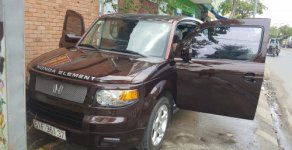 Bán xe Honda Element 2.4l AT đời 2007, màu nâu, nhập khẩu giá 590 triệu tại Tp.HCM