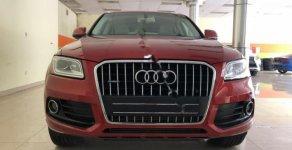 Bán xe Audi Quattro 2.0 AT đời 2016, màu đỏ, xe nhập giá 1 tỷ 992 tr tại Hà Nội