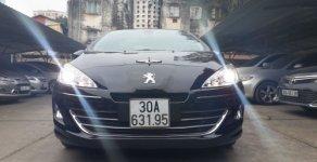 Bán xe Peugeot 408 AT sản xuất 2015, màu đen, giá 545tr giá 545 triệu tại Hà Nội