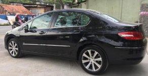 Cần bán Peugeot 408 Premium 2.0 AT năm 2015, màu đen giá 550 triệu tại Tp.HCM