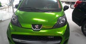 Bán Peugeot 107 năm 2010, màu xanh lục, nhập khẩu giá 300 triệu tại Hà Nội