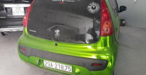Cần bán Peugeot 107 sản xuất năm 2011, xe nhập chính chủ, giá 300tr giá 300 triệu tại Hà Nội