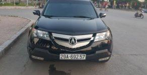 Bán ô tô Acura MDX 3.7 AT 2008, màu đen, giá 700tr giá 700 triệu tại Hà Nội