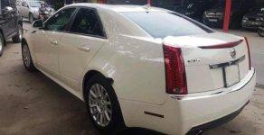 Chính chủ bán xe Cadillac CTS 3.0 AT sản xuất 2010, màu trắng, nhập khẩu giá 1 tỷ 350 tr tại Tp.HCM