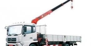 Bán xe Dongfeng 5 tấn gắn cẩu Soosan, Unic. Xe tải 5 tấn gắn cẩu Unic, Soosan, Atom  giá 1 tỷ 280 tr tại Hà Nội