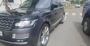 Cần bán lại xe LandRover Range Rover SV Autobiography Lwb 2016, màu xám, nhập khẩu giá 10 tỷ 500 tr tại Hà Nội