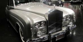 Cần bán Rolls-Royce Silver RollsRoyce Silver Cloud 1964, màu bạc giá 17 tỷ 500 tr tại Tp.HCM