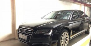 Bán Audi A8 L 3.0 năm 2013, màu đen, nhập khẩu nguyên chiếc chính chủ giá 2 tỷ 800 tr tại Hà Nội