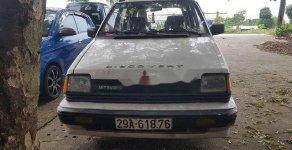 Bán ô tô Mitsubishi Colt sản xuất năm 1988, màu trắng, nhập khẩu Nhật bản, giá 48tr giá 48 triệu tại Hà Nội