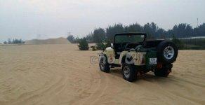 Bán Jeep CJ năm 1980, giá chỉ 275 triệu giá 275 triệu tại Bình Thuận