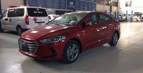 Hyundai Elantra 1.6 số tự động màu đỏ, cam kết giá tốt nhất giá 635 triệu tại Tp.HCM