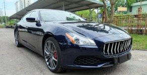 Bán Maserati Quatroporte sản xuất năm 2017, màu xanh lam, nhập khẩu nguyên chiếc giá 7 tỷ 752 tr tại Đà Nẵng