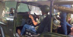 Cần bán lại xe Jeep CJ sản xuất năm 1980, nhập khẩu nguyên chiếc giá 75 triệu tại Hà Nội