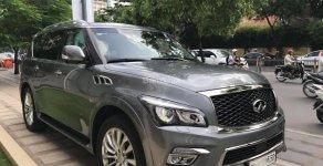 Bán Mega SUV Infiniti QX80 mới 99% giá 5 tỷ 800 tr tại Hà Nội