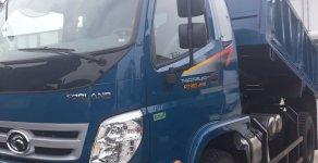 Bán xe ben Thaco FORLAND 7,5 tấn 2 cầu, thùng 6,3 khối đời 2018, màu xanh lam giá 725 triệu tại Tp.HCM
